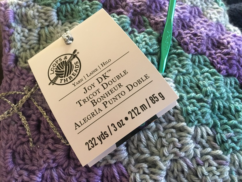 Crochet C2C Joy DK